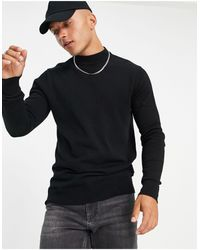 French Connection Jersey negro