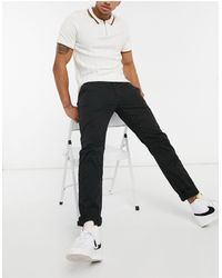 Tom Tailor Washed Chino - Black