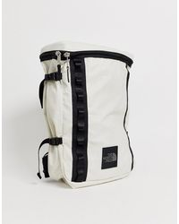 The North Face Белый Рюкзак Lunar Fusebox - Многоцветный