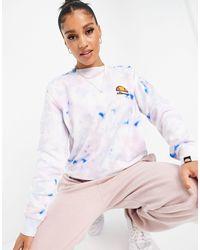 Ellesse Logo Sweatshirt - Pink