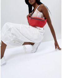 ASOS - Design Oversized Bum Bag - Lyst