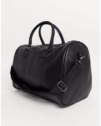 ASOS Unrivalled Supply Holdall Bag - Black