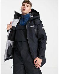 Planks Yeti Hunter Shell Ski Jacket - Black