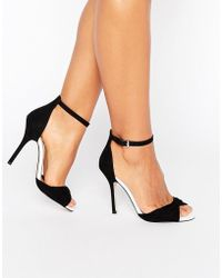 Miss Kg - Sara Barely There Sandal - Lyst