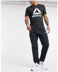 Reebok Joggers da allenamento neri - Nero