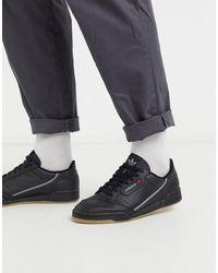 adidas Кроссовки Adidas Continental 80-черный