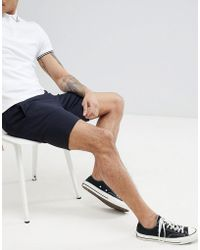 Only & Sons - Tailored Shorts - Lyst