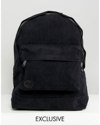 Mi-Pac - Exclusive Backpack In Cord - Lyst