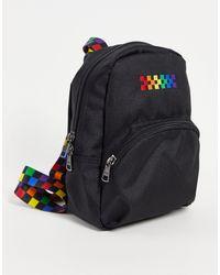 Vans Черный Рюкзак Pride Got This-multi - Многоцветный