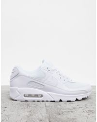 Nike Air Max 90 - Running Shoes - White