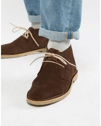 ASOS Desert Boots - Brown