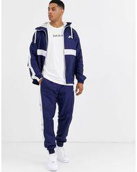 Nike – Trainingsanzug - Blau