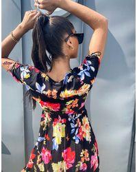 Billabong Twirl Twist Dress - Black
