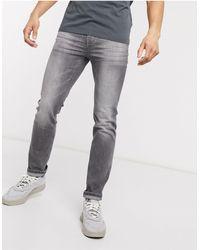 New Look Jeans slim grigi - Grigio
