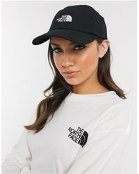 The North Face – Norm – Kappe - Schwarz