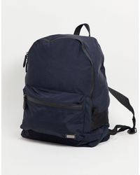 Ted Baker Crabie Foldable Backpack - Blue