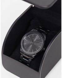 Armani Exchange Наручные Часы -черный