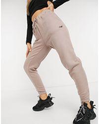 Criminal Damage Oversized joggers - Grey