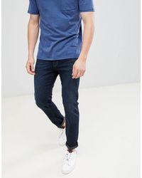 SELECTED Slim Fit Dark Blue Jeans