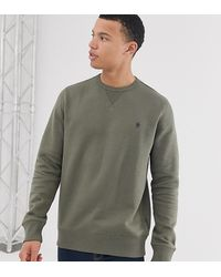 French Connection - Basic Logo Crew Neck Jumper - Lyst