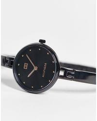 Tommy Hilfiger Часы С Узким Ремешком -черный