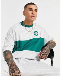 ASOS Set Oversized T-shirt - Gray