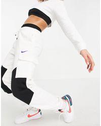Nike Dance Cargo Trousers - White