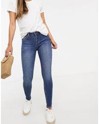 Superdry Super Vintage Jeans - Blue