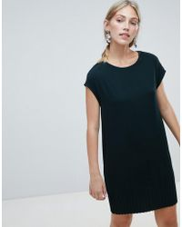 Native Youth - Dress With Gathered Hem - Lyst