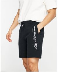 Abercrombie & Fitch Shorts - Negro