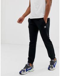 adidas Originals Essentials - Jogger à logo - Noir