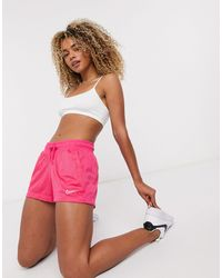 Nike Geweven Short - Roze