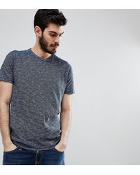 Nudie Jeans - Co Anders Micro Stripe T-shirt - Lyst