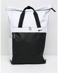 Nike - Nike Radiate Roll Top Backpack - Lyst