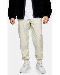 TOPMAN Pantalones holgados color crudo - Multicolor