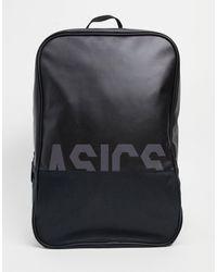 Asics Черный Рюкзак Core-черный Цвет