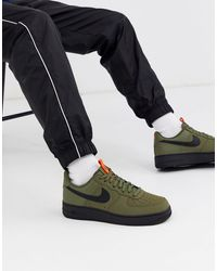 Nike Air Force 1 '07 Sneakers - Green