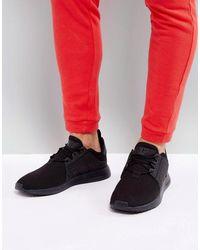 adidas Originals Черные Кроссовки X Plr By9260 - Черный
