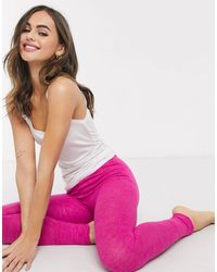 Hollister leggings - Pink
