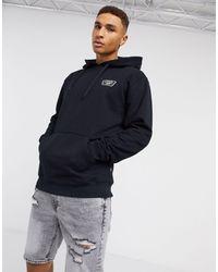 Vans Full Patched Pullover Ii Fleece - Black