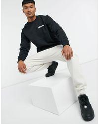 Nike - Черный Свитшот С Круглым Вырезом Air-черный Цвет - Lyst