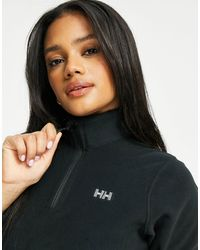 Helly Hansen Daybreaker 1/4 Zip Fleece - Black