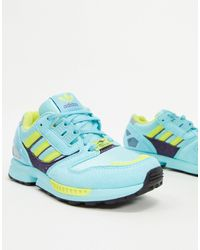 "adidas Originals Zx 8000 ""aqua"" Eg8784 - Blue"