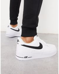 Nike Baskets Air Force 1 07 3 - Blanc