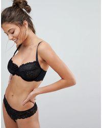 ASOS - Design Fuller Bust Rita Lace Mix & Match Underwire Bra - Lyst