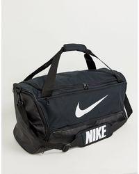 Nike Brasilia 9.0 - Borsone nero