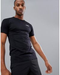 Noir Ster T Compression Sports Shirt De JTl1KFc3
