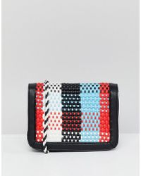 Essentiel Antwerp - Woven Mini Bag - Lyst