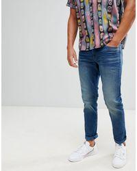 G-Star RAW - 3301 Slim Jeans Medium Aged - Lyst