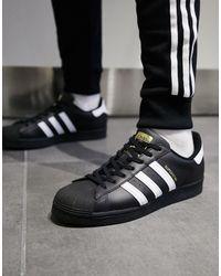 adidas Originals Superstar - Baskets - Noir